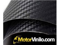 Vinil Carbono Preto 3M DI-NOC CA-421